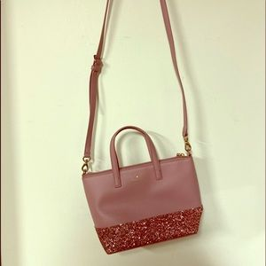 Small Kate Spade Pink Purse